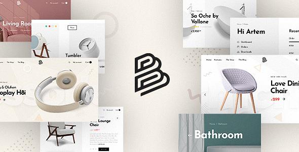 Barberry - Modern WooCommerce Theme version 2.6