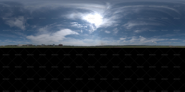 Sky HDRi 12 By Maratshevchenko 3DOcean