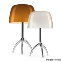 Foscarini Lumiere 05 table lamps by modelplusmodel | 3DOcean
