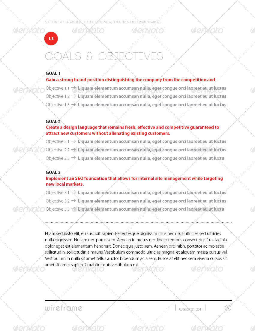 Seo Proposal Template ] | Seo Proposal Templates, Seo Proposal ...