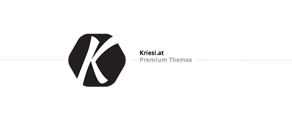 Kriesi's profile on ThemeForest