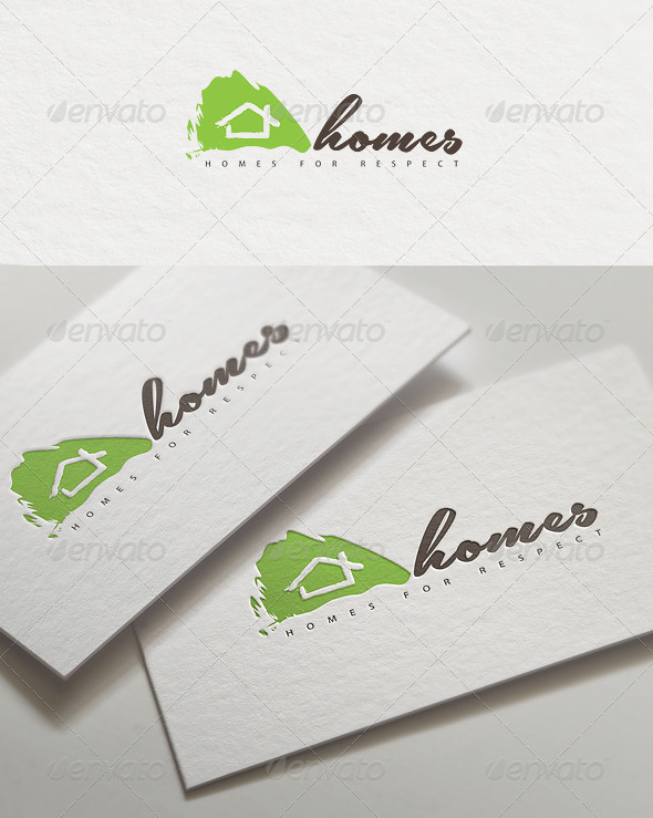 Homes | Real Estate | Logo Template - Buildings Logo Templates