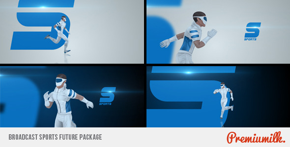 VIDEOHIVE BROADCAST SPORTS FUTURE PACKAGE » Free after