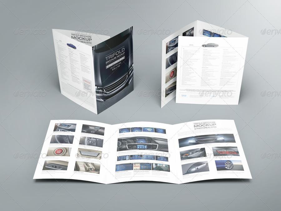 trifold brochure maker