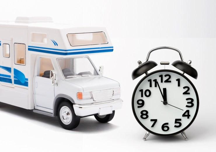 Wohnmobil Uhr