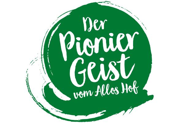 Der Pioniergeist von Allos-Hof