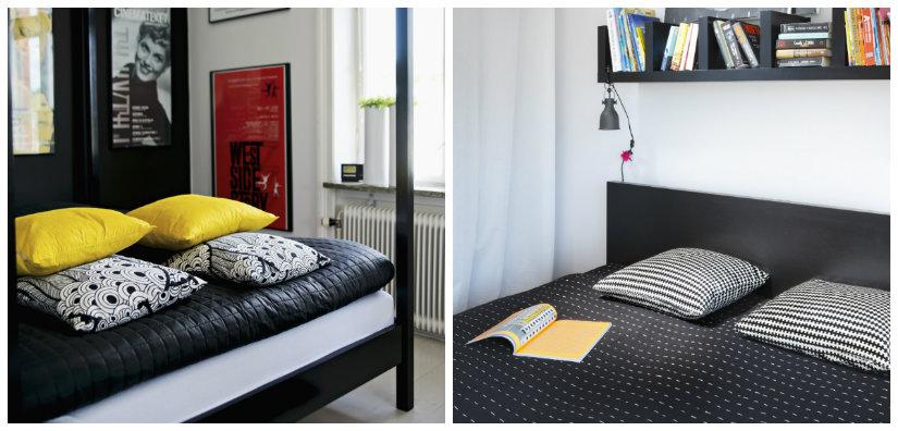 Dormitorios Blanco Ideas Dormitorio Blanco Y Negro Y