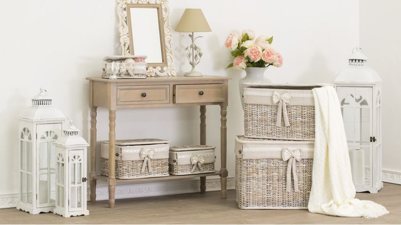 Style shabby chic  dcoration dintrieur  WESTWING