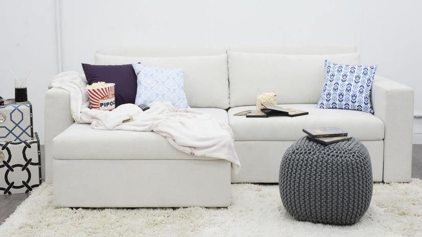 Divano letto angolare comodit in casa  Dalani e ora Westwing