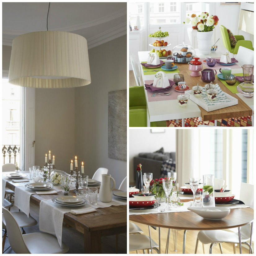 Tavoli da pranzo allungabili pratici ed eleganti Dalani