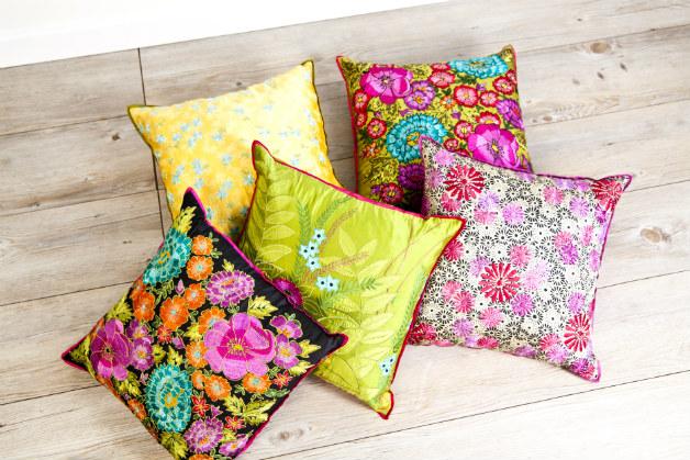 Federe per cuscini 60 x 60 allegra stoffa colorata  Dalani e ora Westwing