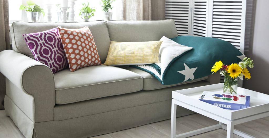 Federe per cuscini 65x65 colorate ed eleganti  Dalani e ora Westwing