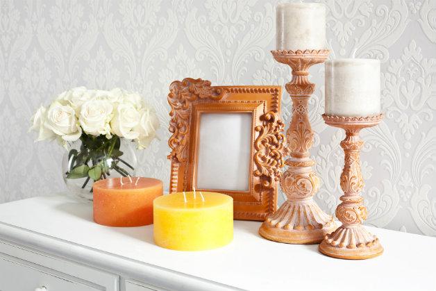 Bagno arancione sfumature vivaci  WESTWING  Dalani e ora Westwing
