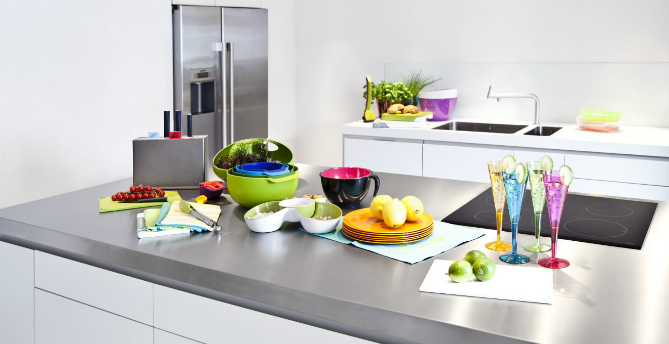 Cucina colorata allegria tra i fornelli  WESTWING