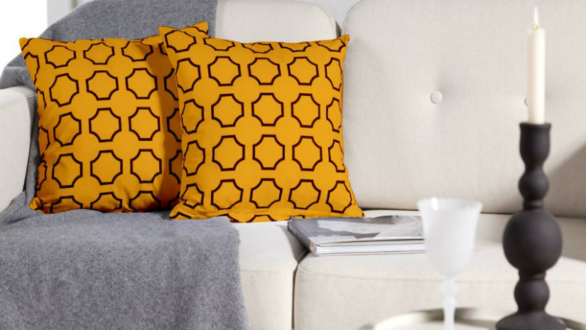 Cuscini gialli prodotti per larredamento della casa  WESTWING  Dalani e ora Westwing