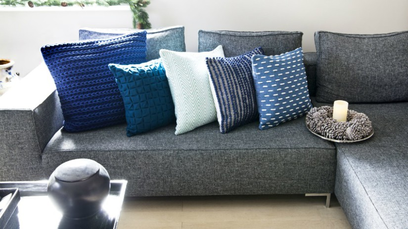 Cuscini in lino un tessuto naturale  Dalani e ora Westwing