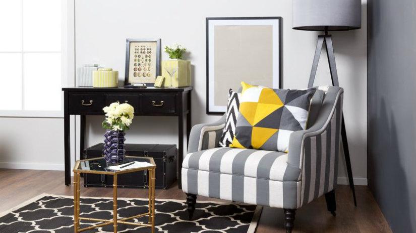 Consigli e spunti per arredare un soggiorno grigio  Dalani e ora Westwing