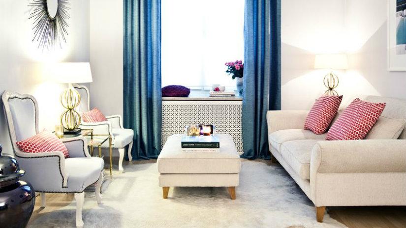 6 consigli per arredare un soggiorno piccolo  Dalani e