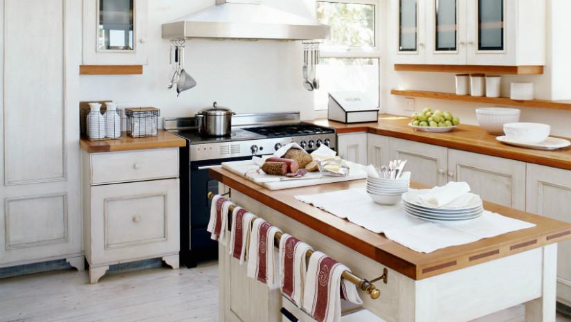 Soggiorni moderni con cucina a vista. Tende Per Cucina Tessuti Colorati Dalani E Ora Westwing