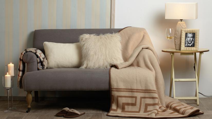 Fleece deken vind jouw plaid voor buiten Westwing