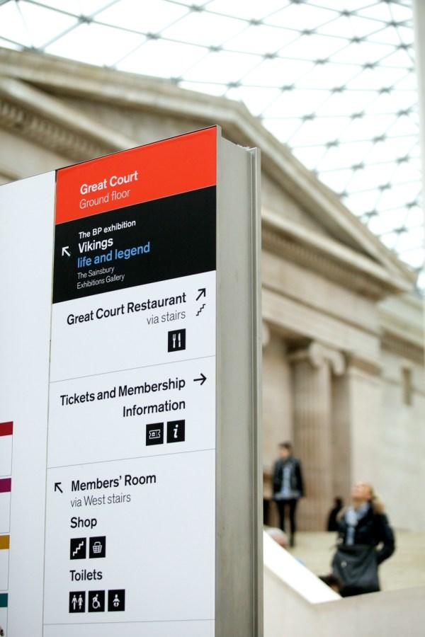 British Museum Unveils 135 Million Wing Design Week