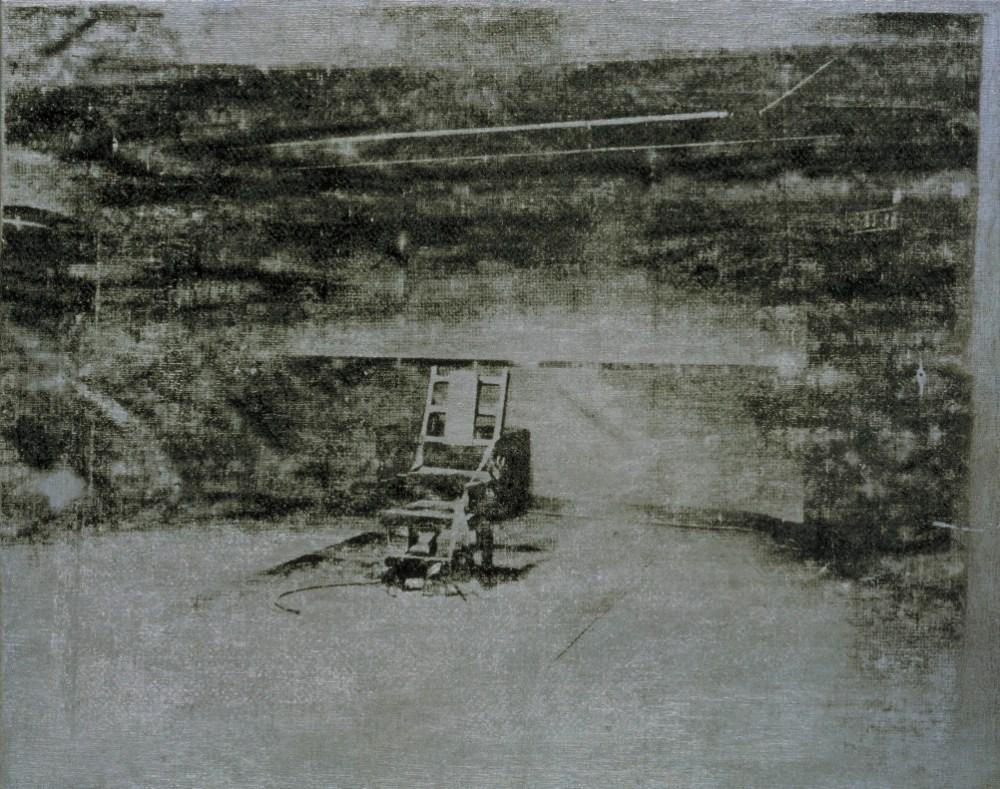medium resolution of andy warhol electric chair 1964