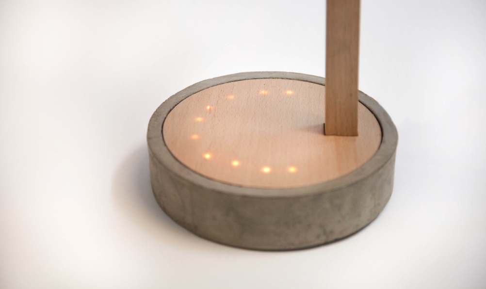 A stylish lamp for those with Seasonal Affective Disorder