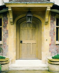 Period Door & Period Door Exterior Victorian Faraday Made ...