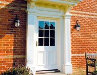 Front door design - Period Living