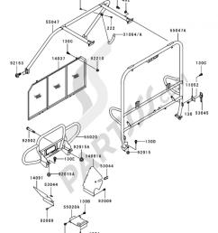 kawasaki mule 3000 part diagram [ 1000 x 1291 Pixel ]