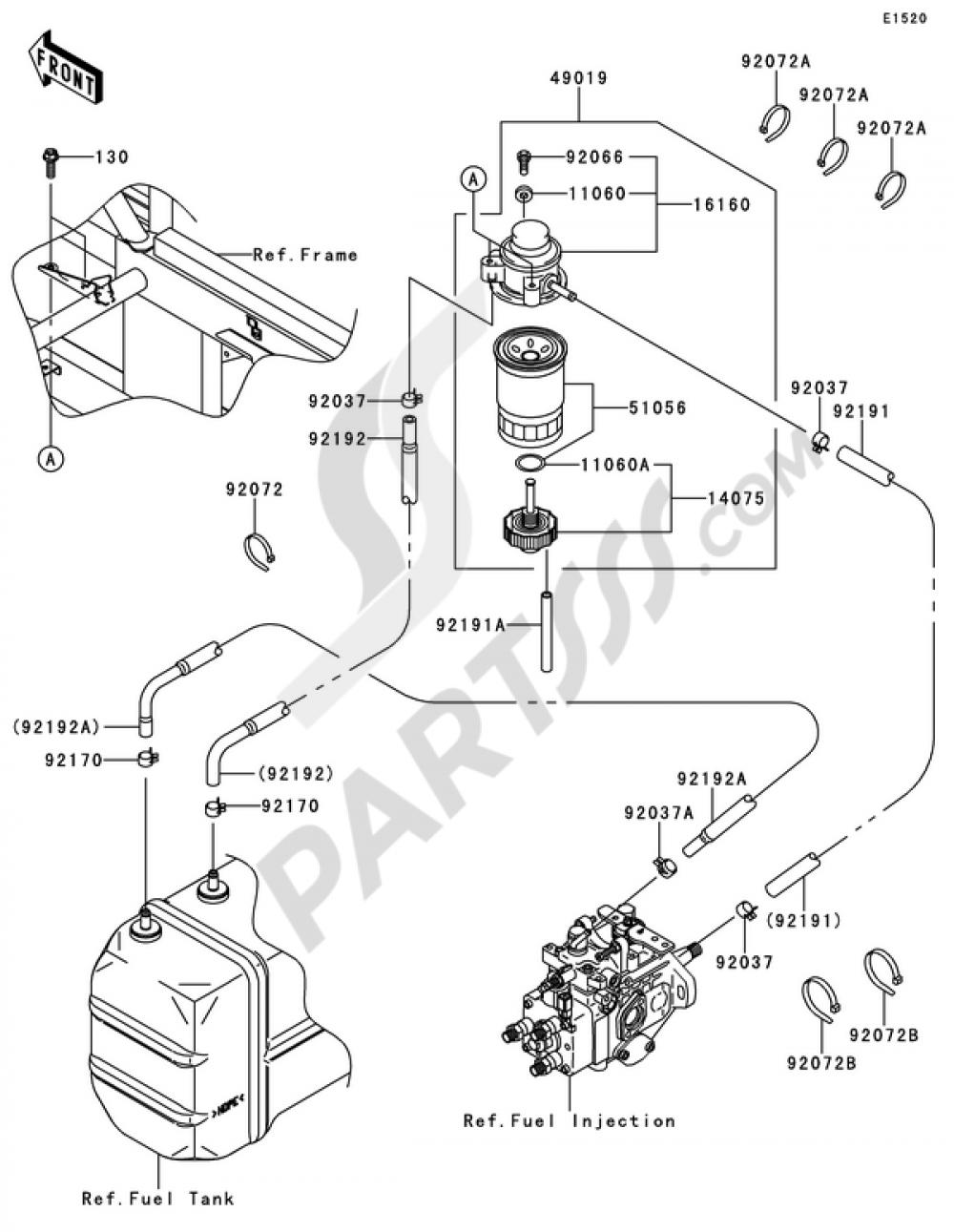 hight resolution of mule 4010 diesel 4x4 2009 50 1000 png
