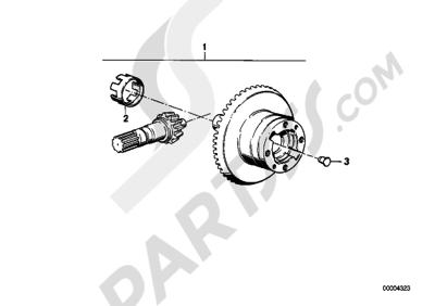 Bmw K1100LT K1100 LT (89V2). 分解図 純正部品をオンライン購入