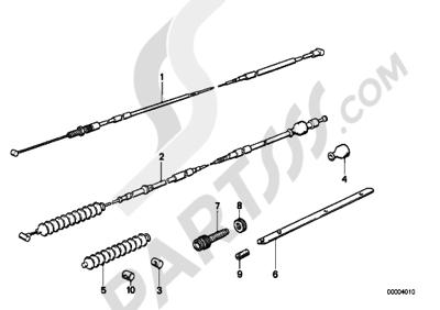Bmw K1100RS K1100RS (89V2). 分解図 純正部品をオンライン購入