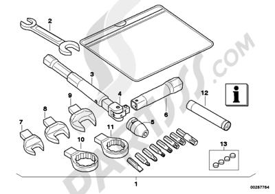Bmw K1200S K1200S (K40). 分解図 純正部品をオンライン購入