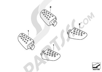 Bmw K1600GT K1600GT (K48). 分解図 純正部品をオンライン購入