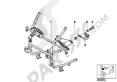 Bmw R1100RT R1100RT (259T). 分解図 純正部品をオンライン購入