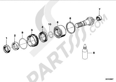 Sezionamenti di ricambi Bmw R1150GS R1150GS (R21). Compra