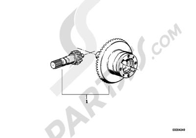 Despiece Bmw R1150R ROCKSTER R1150R ROCKSTER (R28