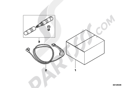 Bmw R1150R ROCKSTER R1150R ROCKSTER (R28). 分解図 純正部品をオンライン購入