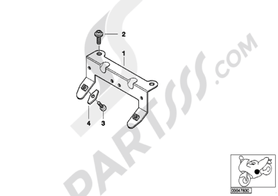 Despiece Bmw R1200C INDEPENDENT 2001-2003 (59C3