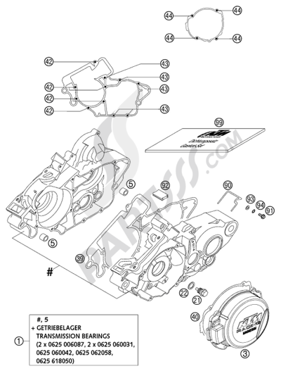 2002 Ktm Engine Diagram