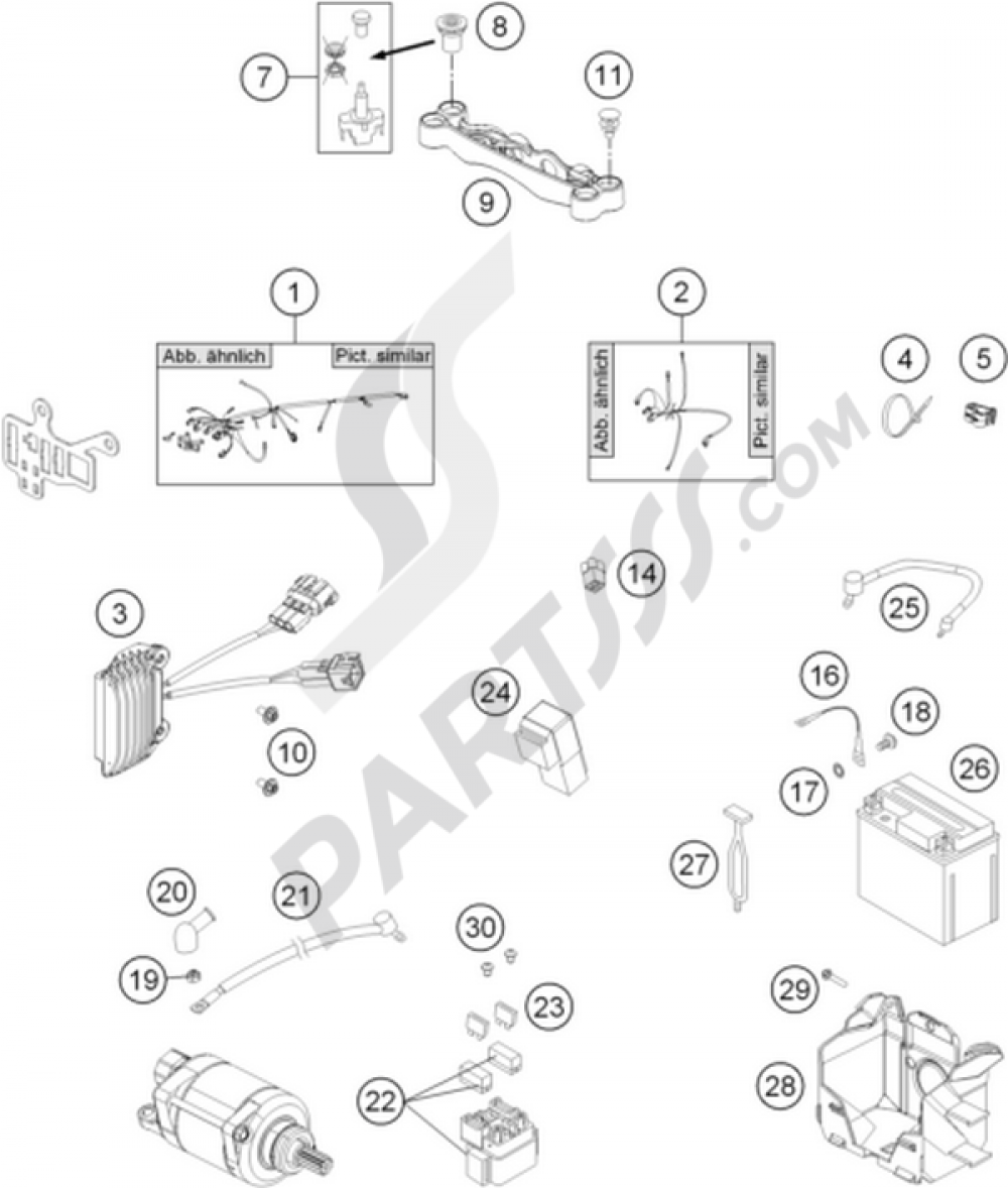Ktm 500 Exc Wiring Diagram : 26 Wiring Diagram Images