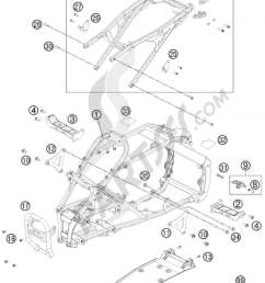 ktm 525 engine diagram [ 1000 x 1398 Pixel ]