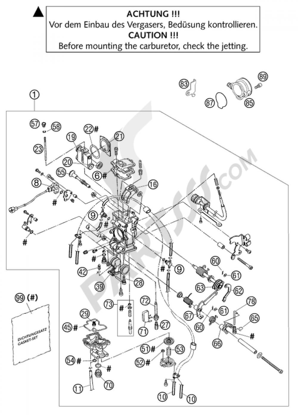 medium resolution of ktm 625 wiring diagram