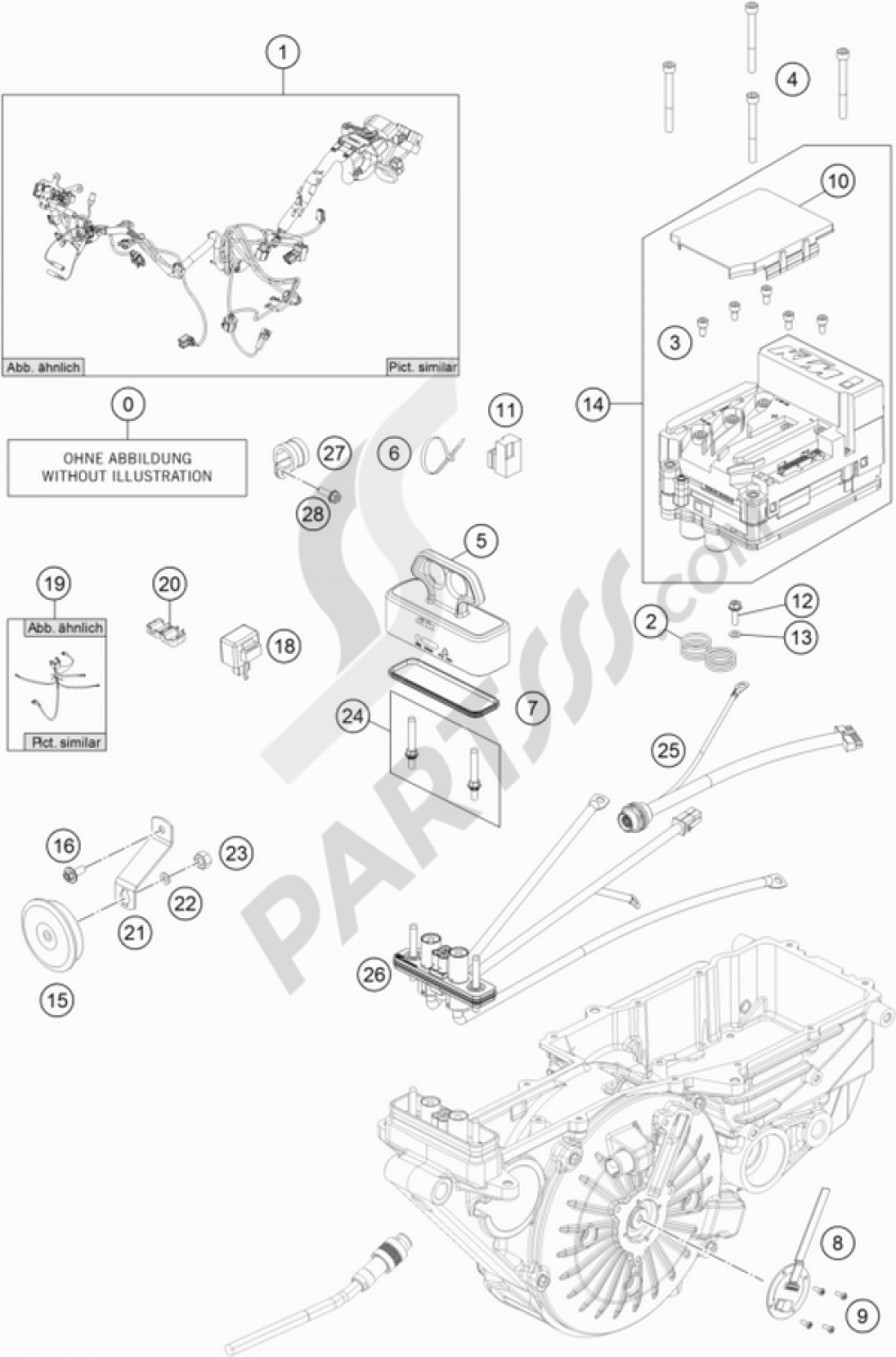 medium resolution of ktm freeride wiring diagram