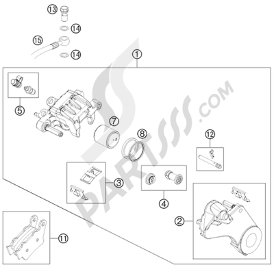Yamaha V Star 1100 Engine Parts Diagram Honda Engine Parts