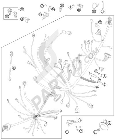 Ktm Fuel Pump Harley Davidson Sportster Fuel Pump Wiring