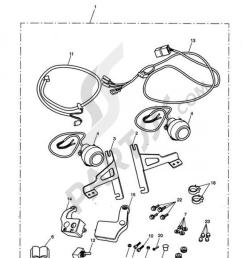 triumphrocket iii classic roadsterfog light kit 1000 png [ 1000 x 1191 Pixel ]