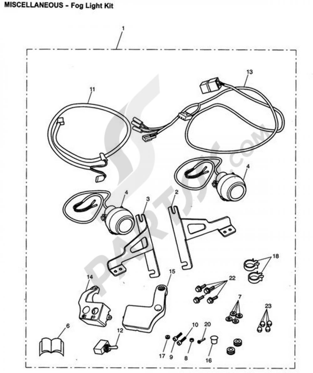 medium resolution of triumphrocket iii classic roadsterfog light kit 1000 png