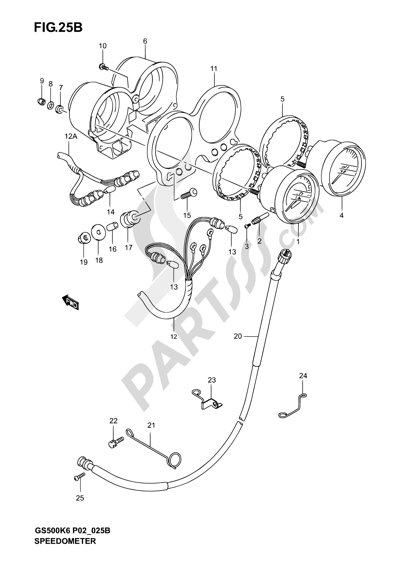 Volvo Tachometer Wiring